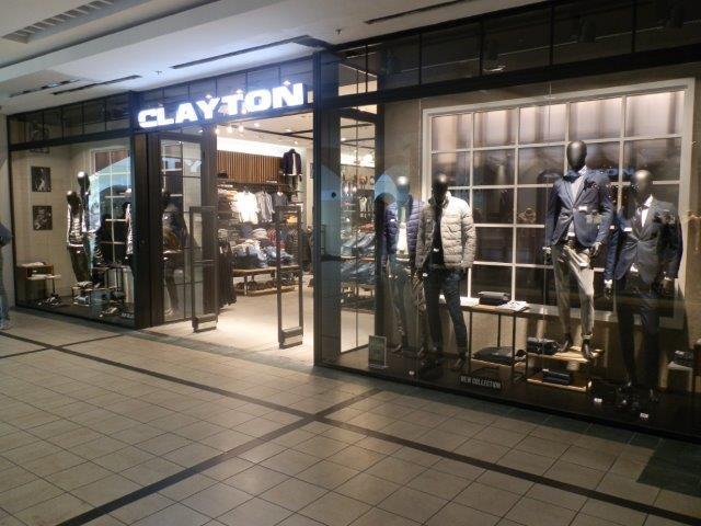 Clayton centro commerciale e divertimenti fiumara a genova for Creatore del piano terra del negozio