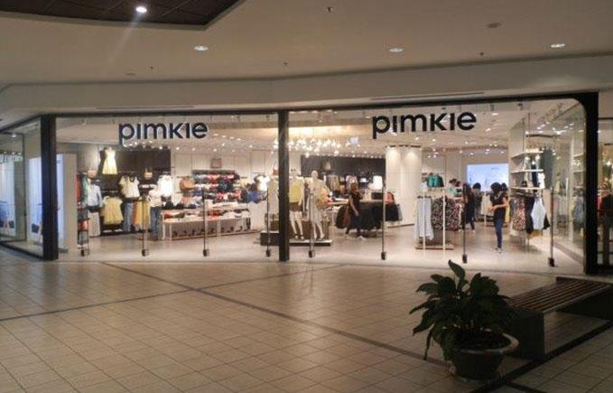 Pimkie centro commerciale e divertimenti fiumara a genova for Creatore del piano terra del negozio