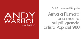 "FIUMARA OSPITA ""ANDY WARHOL… IN THE CITY"""